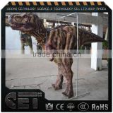 Cetnology-High Simulation Life Size Walking dinosaur costume