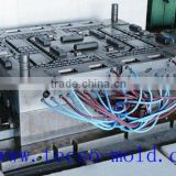 Tecso-Q-0071 plastic injection mould for crate mould                                                                         Quality Choice