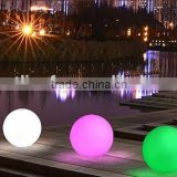 led glow swimming pool ball
