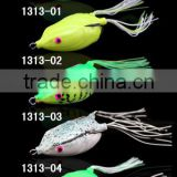 soft lure frog lures