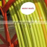 flexible and high strength duct rod