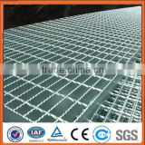 2016 hot sale Serrated Steel Grates with flat Bars/ flat bar grating (anping factory)