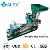 Long time floating fish feed pellet mill / machine used in animal food extrusion                                                                         Quality Choice