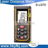 Digital electronic meter width height aera volume hole depth measurement altimeter gauge