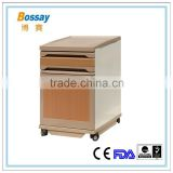 ABS Plastic Bedside Cabinet/Hospital Plastic Bedside Table                                                                         Quality Choice