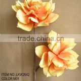 beautiful artificial faux flowers for home decorations popular used in door