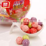 Yake fortune bubble gum with fruit flavor