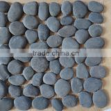 Blue river pebble stone tile floor tile 30x30