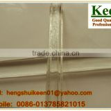 Reflex level gauge glass for steam boiler-water level gauge glass