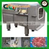 High capacity Stainless steel frozen meat dicing cutting machine for sale