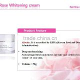 HOMEROSE Whitening Cream