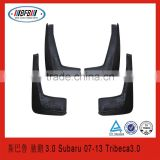High quality durable car mud flaps FOR Subaru Tribeca 3.0 2007-2013 PP mudguard