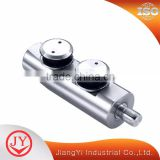 Stainless Steel Glass Fixing Fitting Lifting Clamps Panel Mounting Hardware