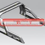 "4""Stainless Steel elliptical tube Roll Bar for Toyota Hilux Vigo"
