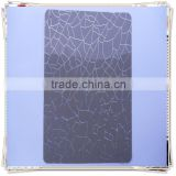 silver pvc lamination plastic sheet alibaba china supplier