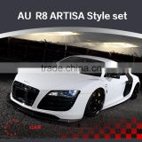 Professional Tuning -R8 2016 Style R8 CARBON body kit for AUDI R8 Artisan style carbon fiber full set