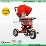 child's tricycle for 2 years old / the best 3 wheels baby carriage tricycle /CE certification kids