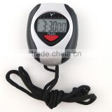 Handheld Single row 2 memory display cum splits Sports Stopwatch Timer PC262