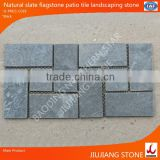 natural slate flagstone patio tile landscaping stone