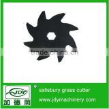 Quality tipped vertical cutting blade