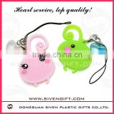 Hot hot sell and beautiful no happy birds mobile phone charm