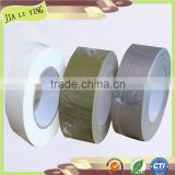 60Y White/Green/sliver cheap pvc duct tape wholesales