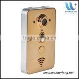720P HD Smart Wireless Wifi Remote Video Camera Phone Intercom Doorbell Night Vision Home Security