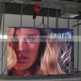 China Manufacture Directly Supply LED Die casting Aluminium Cabinet Screen for Rental outdoor advertising led display screen