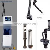40w 2016 Best Price Fractional Co2 Laser Equipment Wrinkle/scar/acne Removal 10600 Nm Laser Co2 Fractional RF