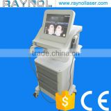Skin Tightening Raynol Laser Top Face High Frequency Facial Machine Home Use Lifting Ultrasound HIFU Machine Portable 4MHZ