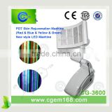 CG-3600 4 Color PDT Machine Red/blue/green 470nm Red Dpl Led Skin Acne Light Therapy Led Face Mask For Acne