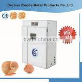 100% Fully automatic 2640 capacity ostrich egg incubator used chicken egg incubator for sale