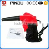 800w silent electric portable small electric mini dust cold air leaf dust blower