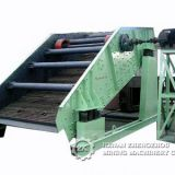 Highly efficient heavy vibrating screen