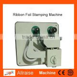 Desktop Digital Auto Roll To Roll Hot Stamping Machine, Ribbon Printer, White,Yellow,Red,Blue,Black,
