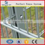 868mm double wire mesh fence 2 horizontal wire steel wire mesh ISO,CE QUALITY CERTIFICATE