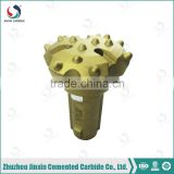 Tungsten Carbide thread Rock Drill Button Bits for mining,quarrying,tunneling