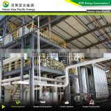 Automatic control illegal cooking oil processing biodiesel B100 biodiesel making machine