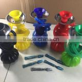 2016 Newest wholesale hookah shisha silicone small hookah