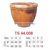 Vietnam outdoor ceramic clay flower pottery pots planters
