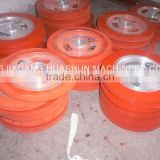 Silicon Wheels for stamping PS Moulding Frame