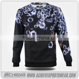 2015 custom men cashmere sweater pullover crewneck sweatshirt wholesale women's black V neck sweater hoody