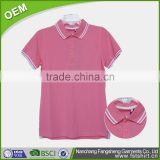 wholesale cheapest blank short sleeves dry fit 100% bamboo polo shirt