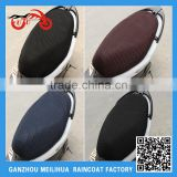 Motorcycle Cushion Type Cool Breathable Cushion Function 3D Air Mesh Polyester Material Rear Motorcycle Seat Cover