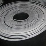 Black CR Rubber Cloth Insertion Sheet