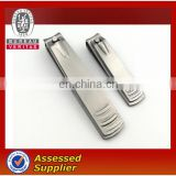 Professional finger nail clipper with custom logo