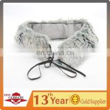 Fashion Winter Women and Faux Fur,Faux Fur Material Fur Scarf