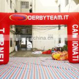 Inflatable race arch,inflatable finish line,inflatable arch
