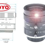 SOYO 5.0 MP machine vision 35mm 1 inch