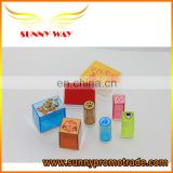 new design promotional school supply stamps